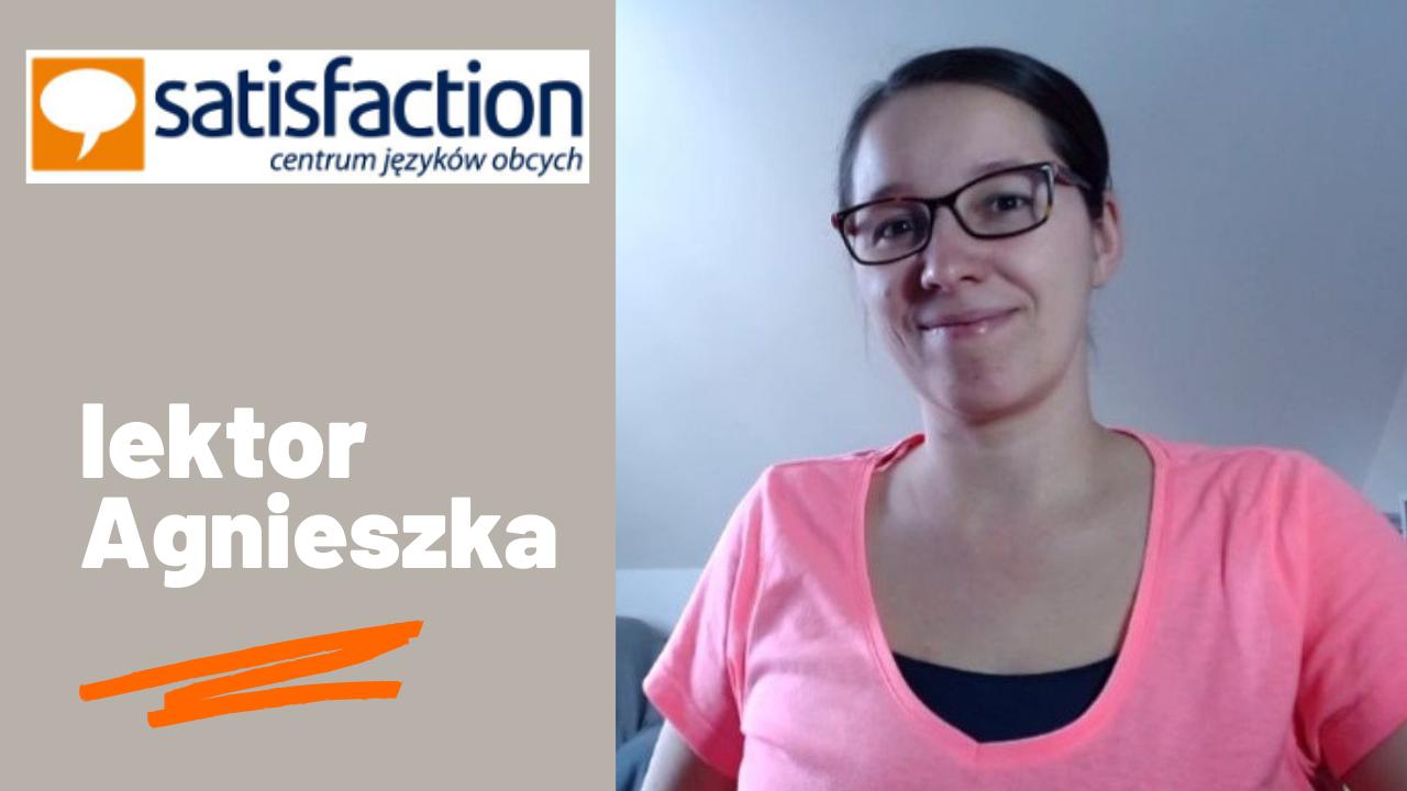 Szkoła Języków Obcych Satisfaction - Martyna Czerwik - Palko